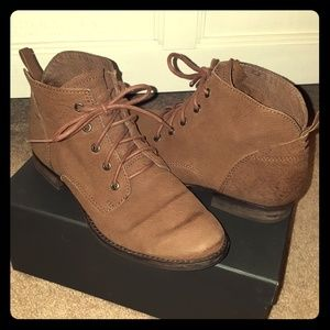 Sam Edelman Made lace-up booties